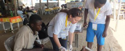 Nursing Internship in Togo